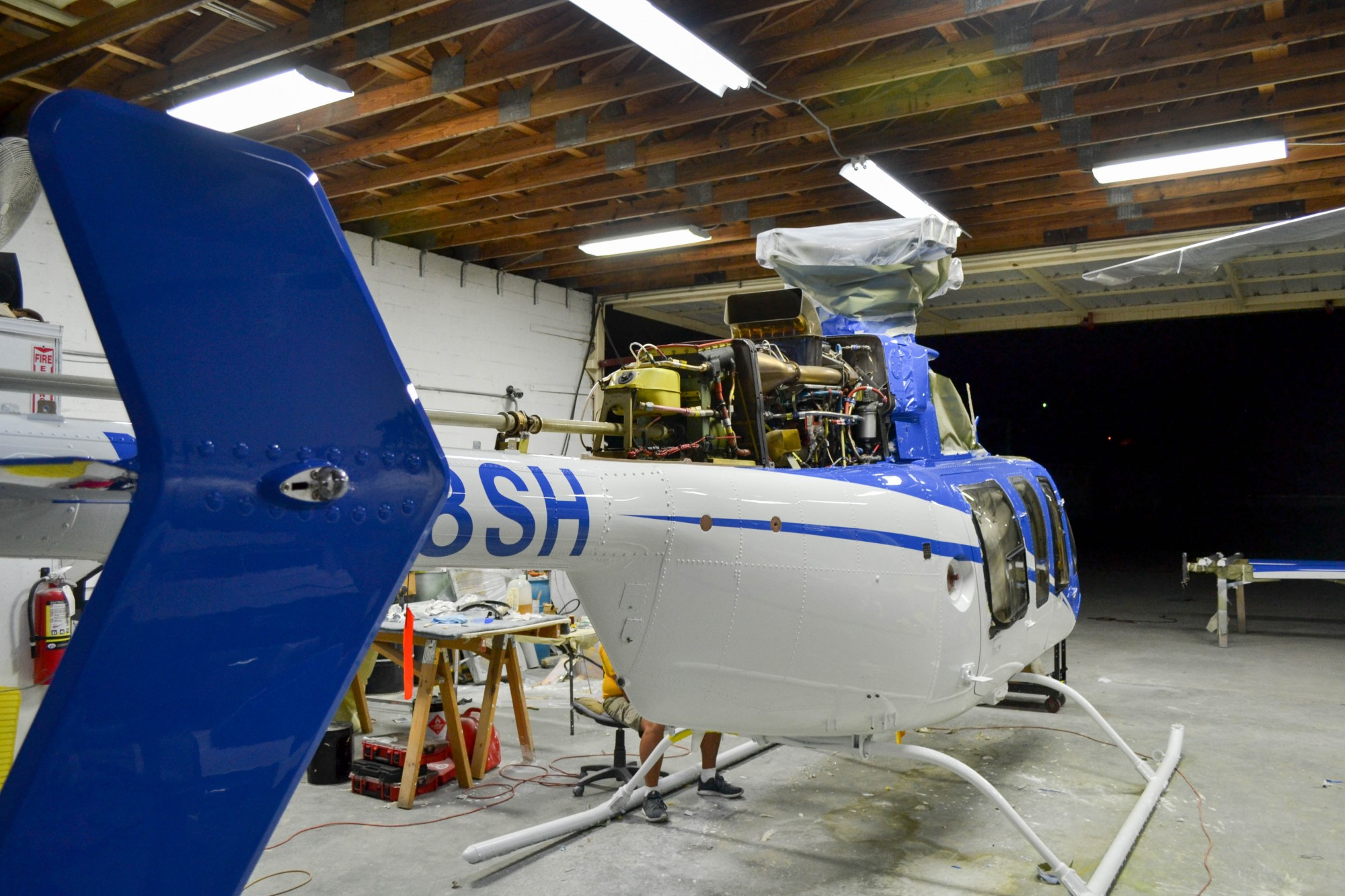 rotorcraft maintenance and inspections